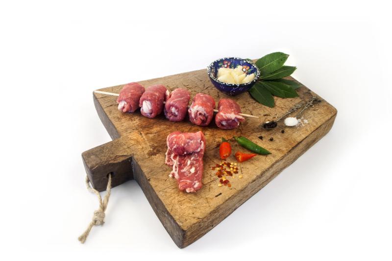 Bombetta Piccante: Involtino di carne piccante