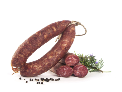 Salame dolce pugliese